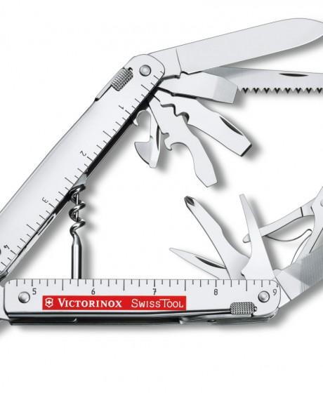 Multi-herramienta Victorinox SwissTool Plus 3.0338.N