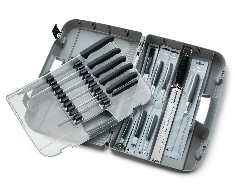 Navajas y cuchillos malet n peque o para chef victorinox for Articulos de chef