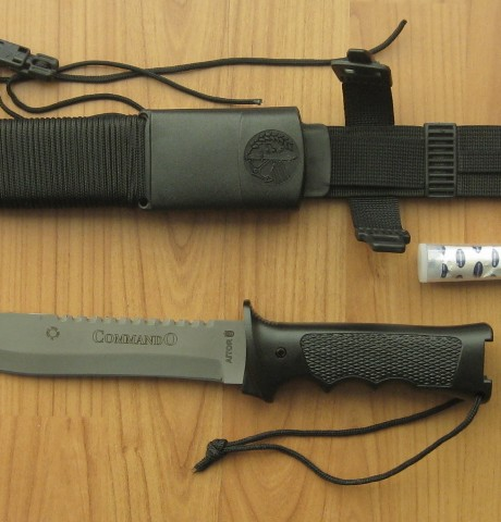 Cuchillo Aitor Commando