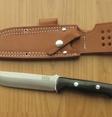 Cuchillo Bark River Bravo 1.5 supervivencia