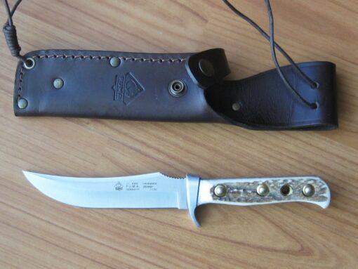 Cuchillo Puma Skinner Stag