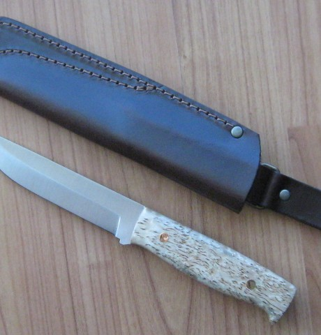 Cuchillo Enzo Camper 125