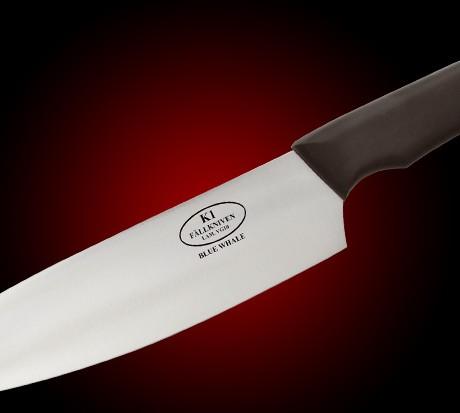Cuchillo de cocina Fallkniven K1 Blue Whale
