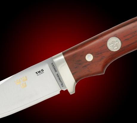 Cuchillo Fallkniven TK5L Tre Kronor de Lux Hunter