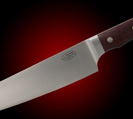 Cuchillo de cocina Fallkniven CMT Alpha