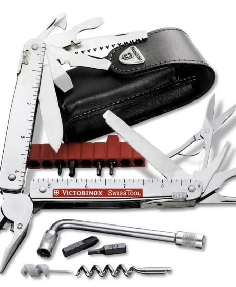 Multiherramienta Victorinox SwissTool CS Plus 3.0338.L